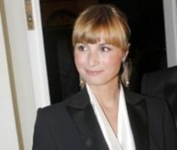 Joanna Brodzik urodziła bliźniaki