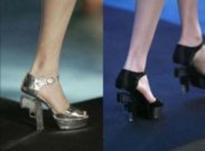 Wystrzałowe buty
