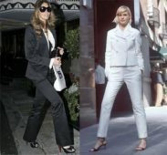 Spodnie skradzione facetom
