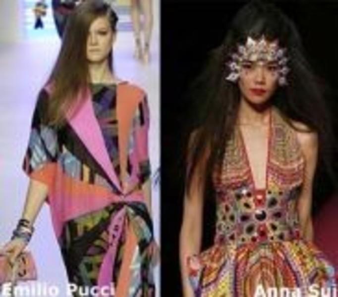 Trend dnia: sukienki i dodatki w stylu etno-hippie