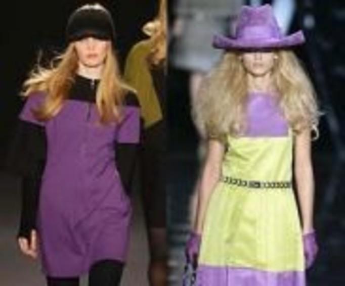 Trend na jesień – fiolety i purpury