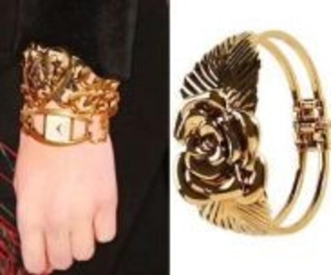 Biżuteria na jesień - musi być dużo i błyszcząco