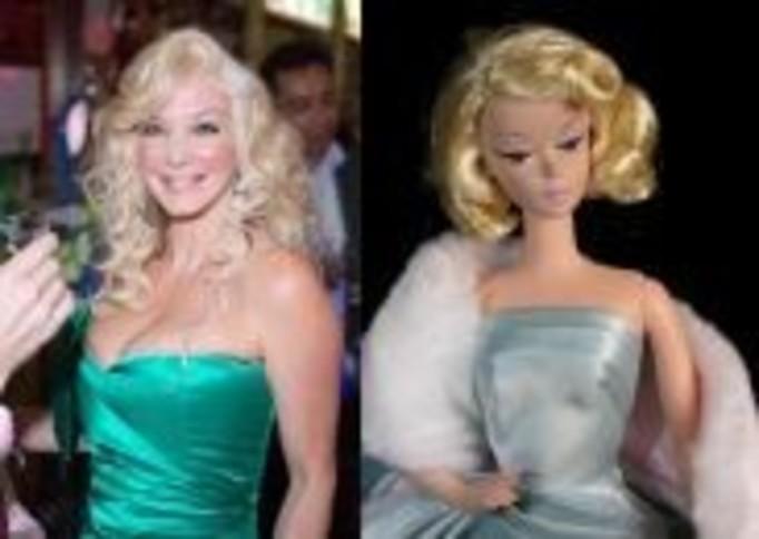 Żywa lalka Barbie za 500 tysięcy funtów