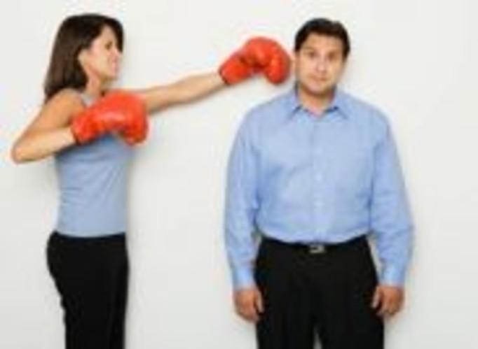 Kobiety mogą bić mężów?