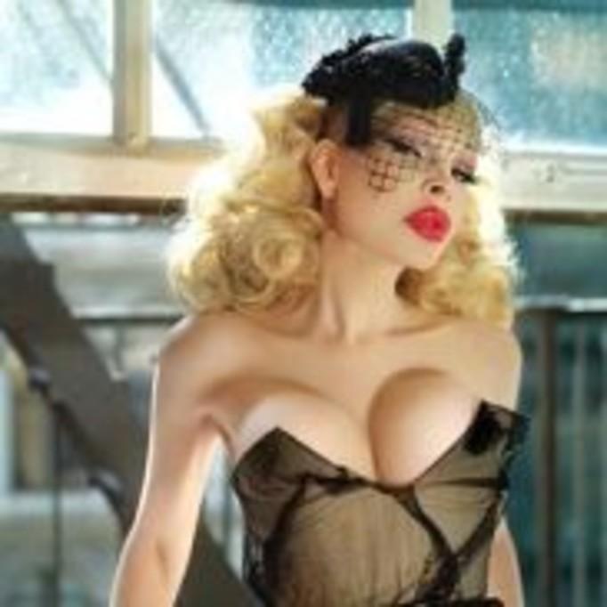 """Amanda Lepore - """"transseksualistka nr 1 na świecie"""