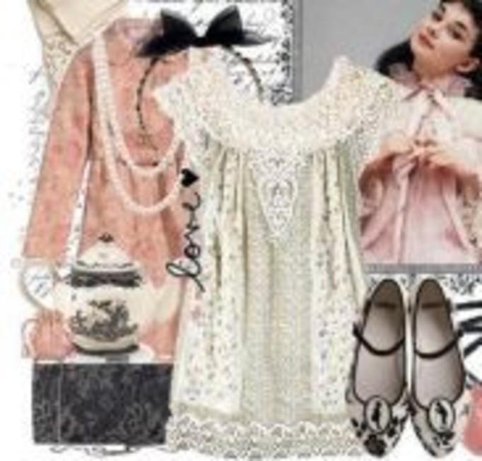 Koronkowe ubrania - misterny trend