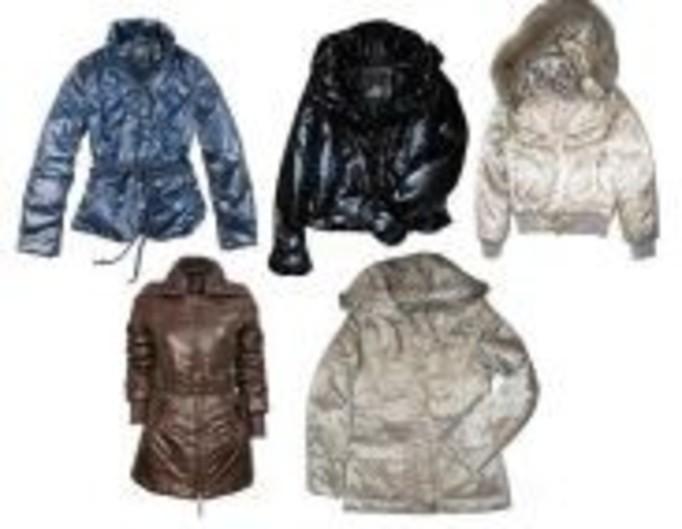 Błyszczące kurtki - założyłabyś którąś z nich?