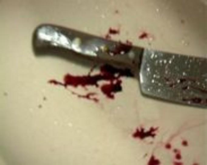 Dźgnęła męża nożem przez naszą-klasę?