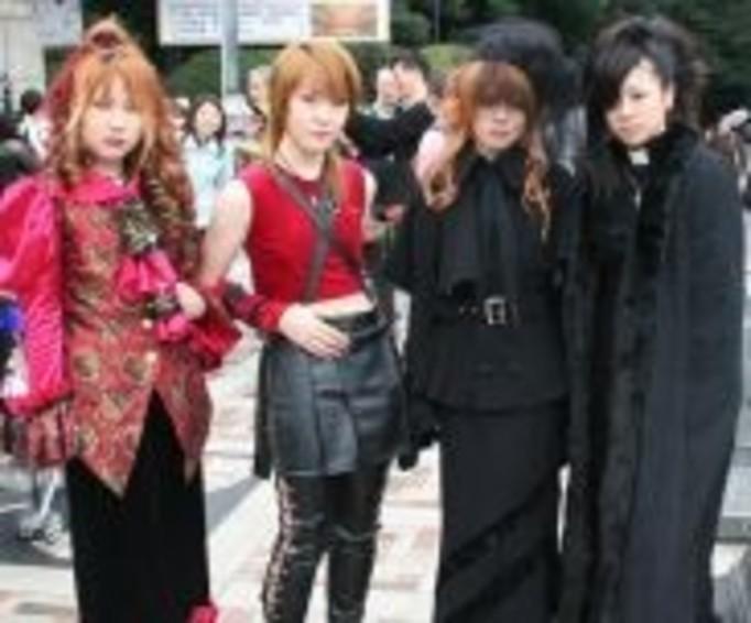 Harajuku - moda z japońskich ulic