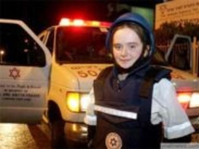 Polka bohatersko pomaga rannym w Izraelu!