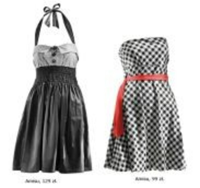 Sukienki na wiosnę w stylu Brigitte Bardot