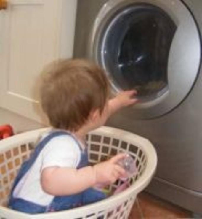 Dziewczynka zginęła w pralce!