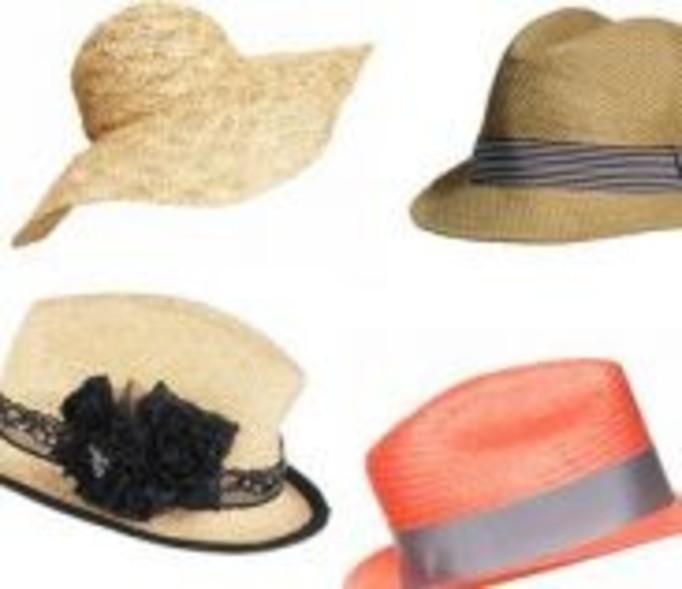 Wielki powrót słomkowych kapeluszy