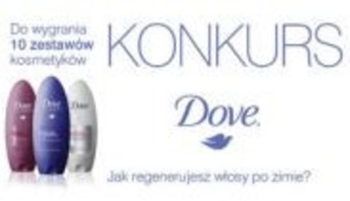 Wygraj zestaw regenerujących kosmetyków do włosów Dove!