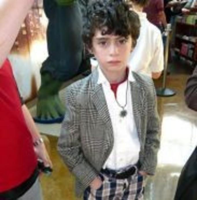 Zobacz najbardziej stylowego ośmiolatka na świecie!