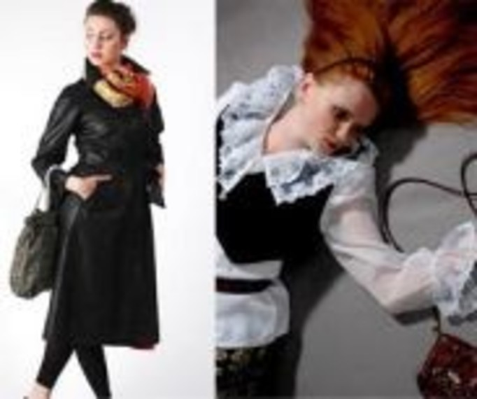 Moda na vintage