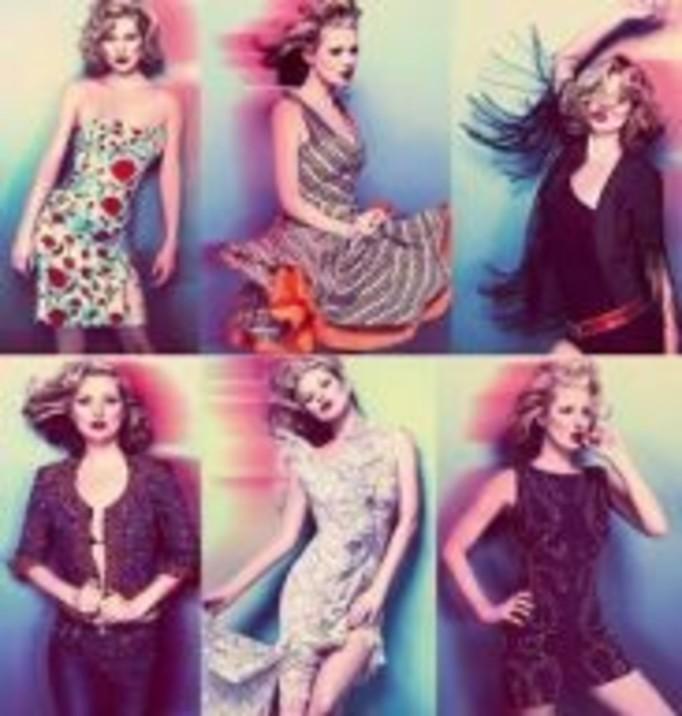 Nowa kolekcja Kate Moss - oceń!