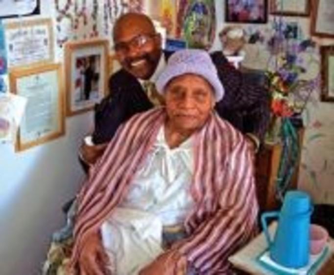 Zobacz, kim jest najstarsza kobieta świata!
