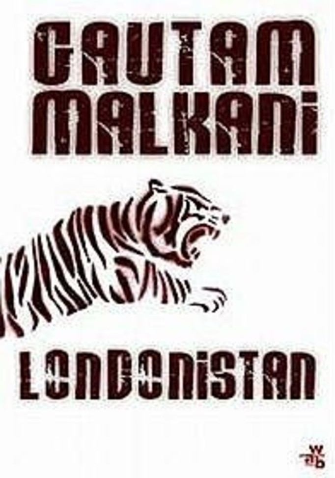 Książka Londonistan - Gautam Malkami.