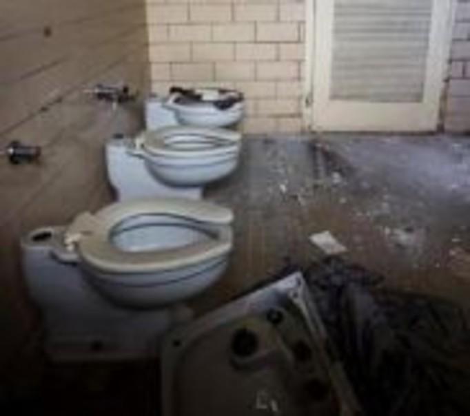 Szkolne łazienki to wylęgarnie chorób!