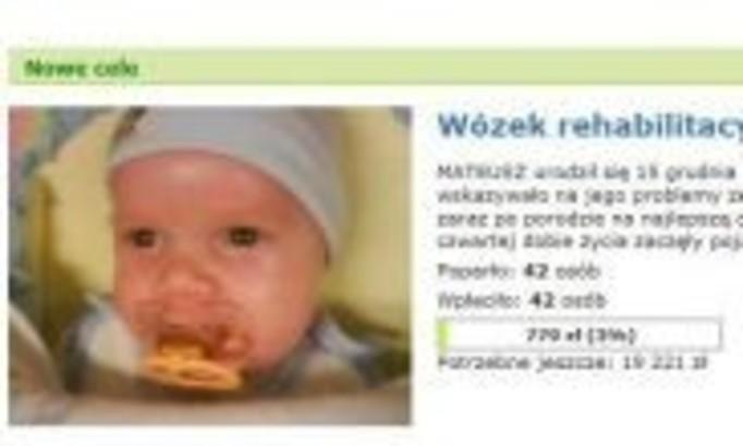 Siepomaga.pl - Papilotki pomagają Mateuszkowi