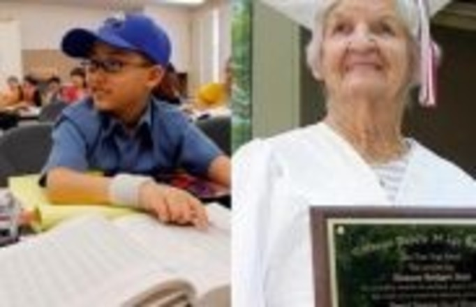 11-latek obronił dyplom z astrofizyki, a 90-latka…