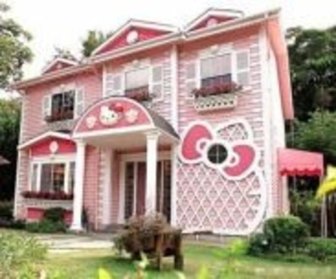 Różowy dom szalonego małżeństwa – ZOBACZ!