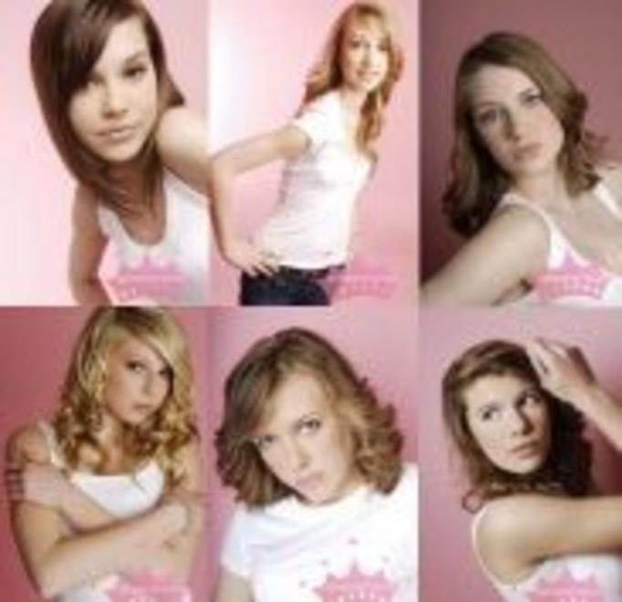 13-letnie lolitki w konkursie Miss!