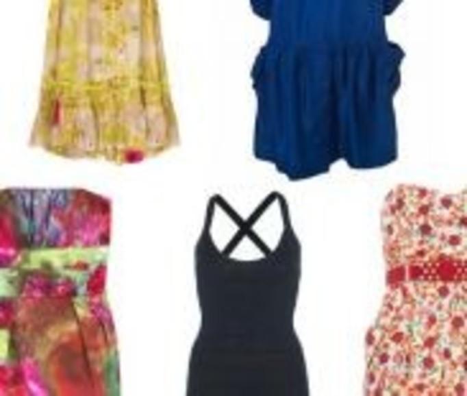 Letnie sukienki – drogie kontra tanie!