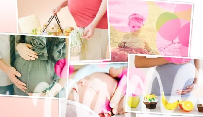 Ciąża – mity, brednie, zabobony!