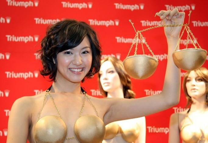 Triumph zwalnia kobiety z azjatyckich fabryk!