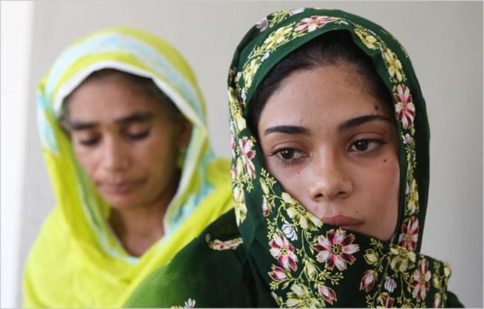 16-latka z Pakistanu walczy w obronie ofiar gwałtów!