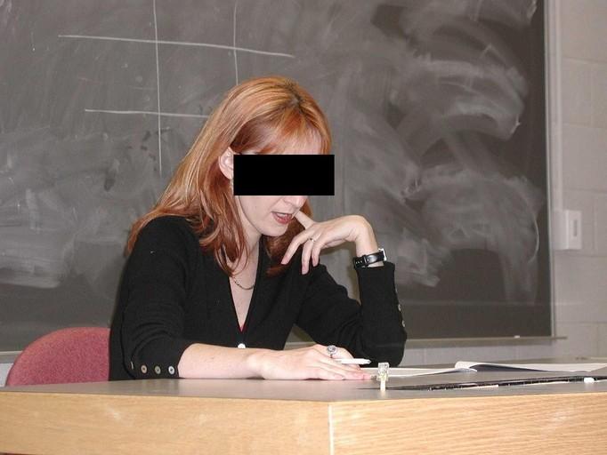 Polonistka gwałciła 13-letnią uczennicę! Została skazana!