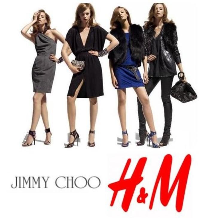 Jimmy Choo dla H&M – OCEŃ!