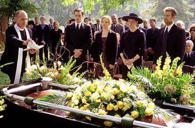 Wzięli ślub na pogrzebie syna!