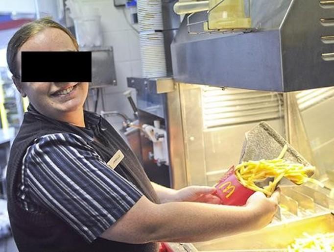 Zmarła z przepracowania w McDonald's!