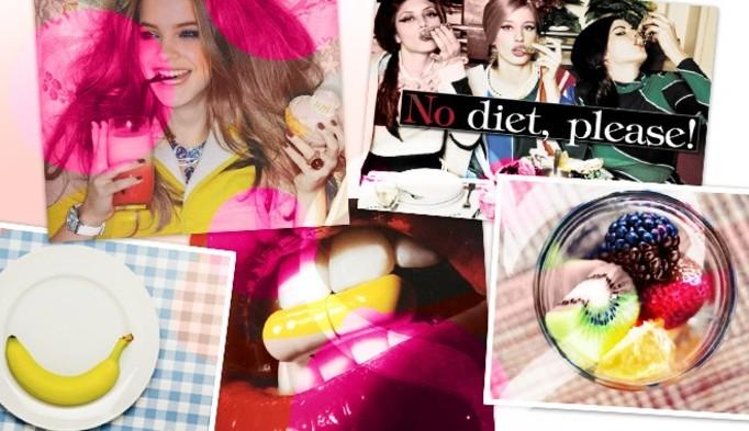Dietetyczne triki chudych