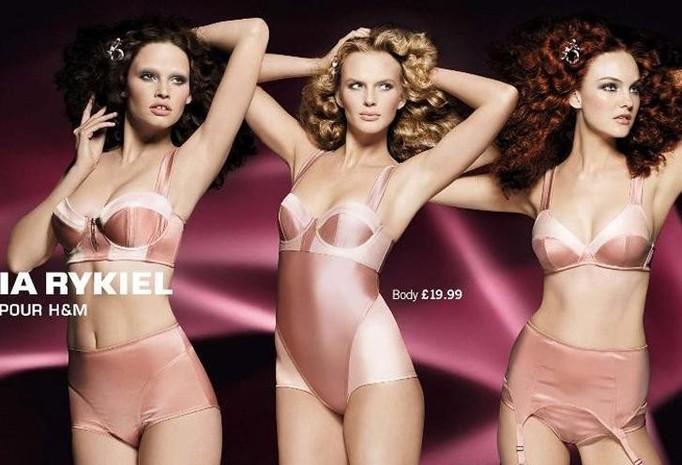 Sonia Rykiel już 5 grudnia w H&M! Nie przegap!