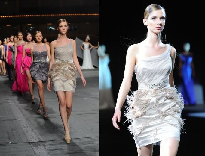Najpiękniejsze sukienki od Macieja Zienia – oceń!