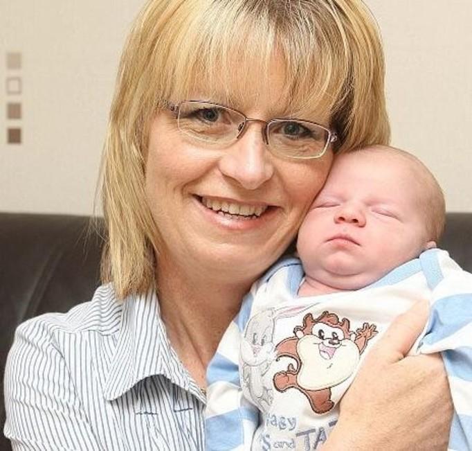 Wysterylizowana 43-latka urodziła dziecko!
