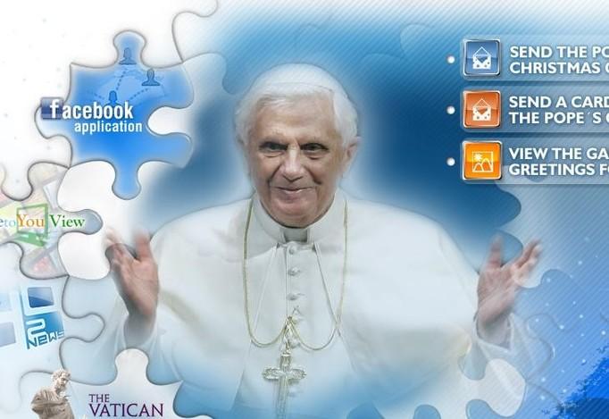 Złóż życzenia papieżowi!