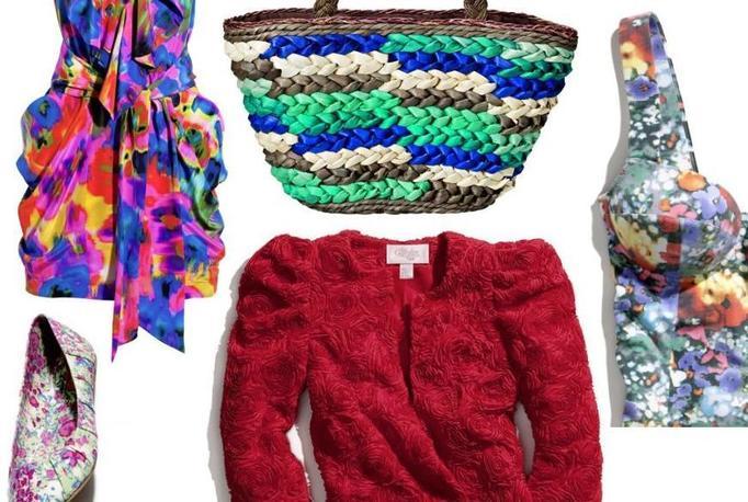 wiosenna kolekcja ubrań