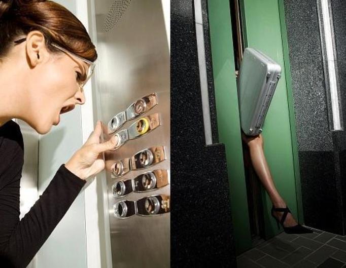 Spędziła 8 dni zatrzaśnięta w prywatnej windzie!