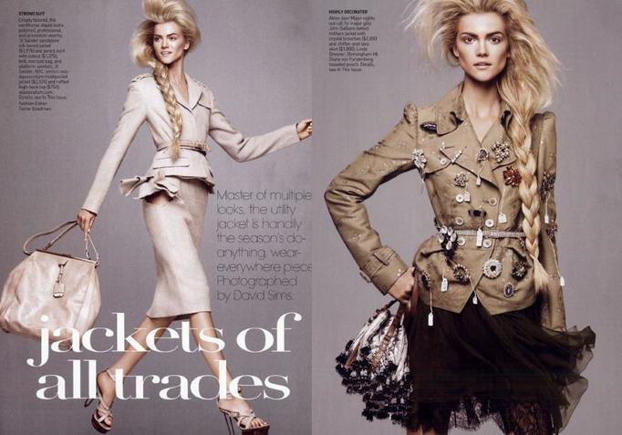Kasia Struss Vogue