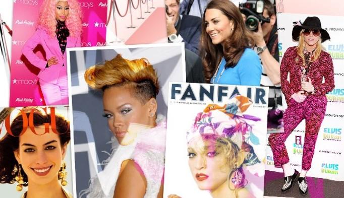 Candy Girl stylizuje się na Lady GaGę?