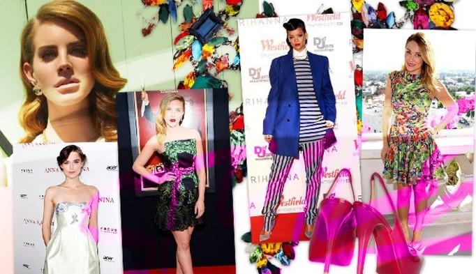 Modowy pojedynek: Miley Cyrus kontra Monica Cruz
