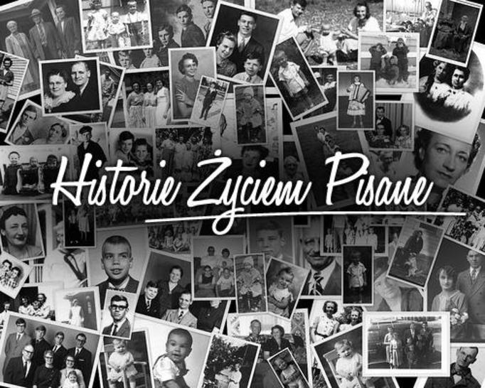 Historie Życiem Pisane, stare fotografie