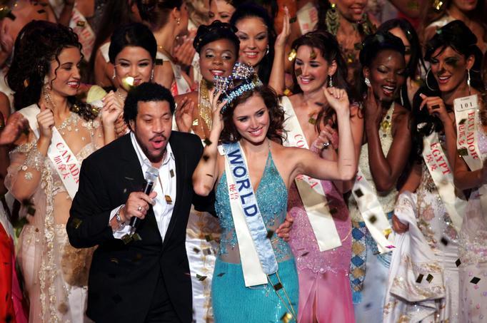 Wybory Miss World, Miss Peru