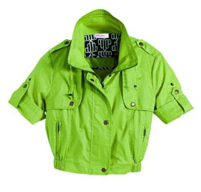 zielona kurtka Orsay, 119 zł