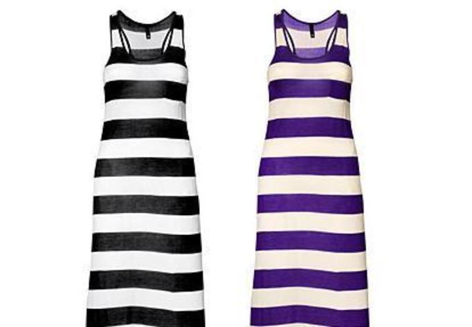 Sukienka w paski, H&M